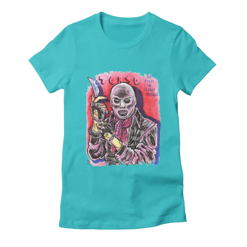 Torso Women's T-Shirt by JB Roe Artist Shop