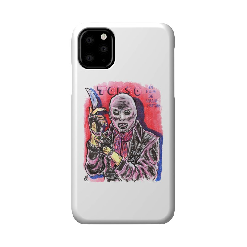 Torso Accessories Phone Case by JB Roe Artist Shop