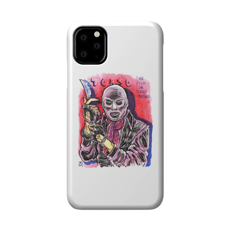Torso Accessories Phone Case by JB Roe Artist Shop