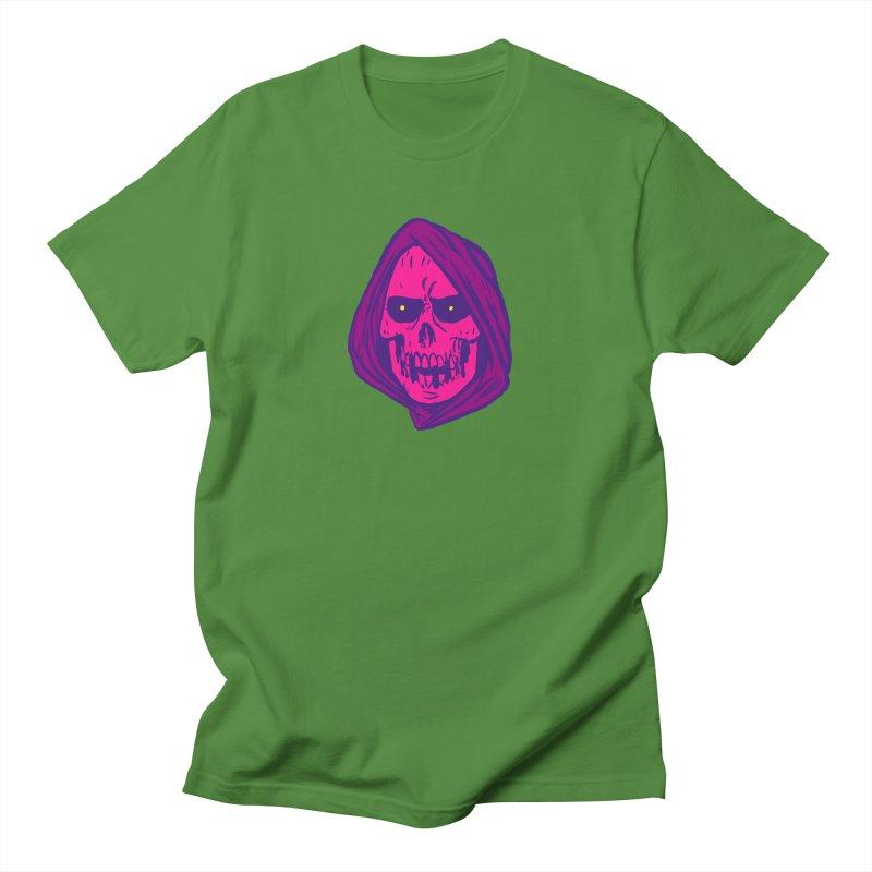 Skull Men's T-Shirt by JB Roe Artist Shop