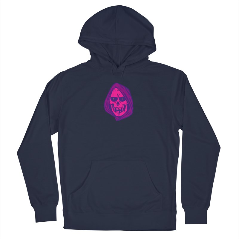 Skull Men's Pullover Hoody by JB Roe Artist Shop
