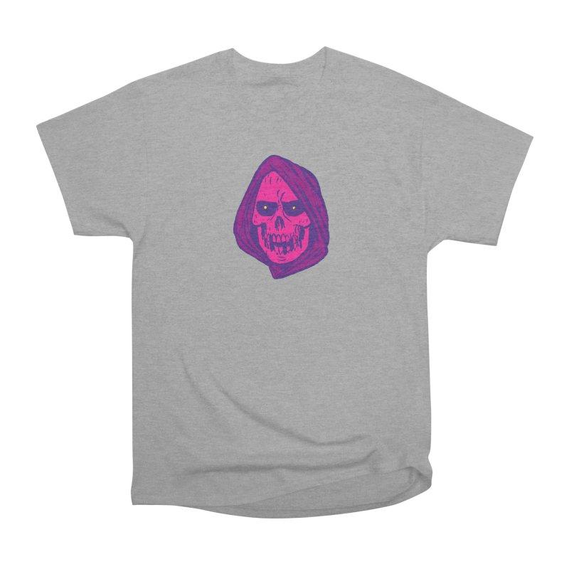 Skull Men's Heavyweight T-Shirt by JB Roe Artist Shop