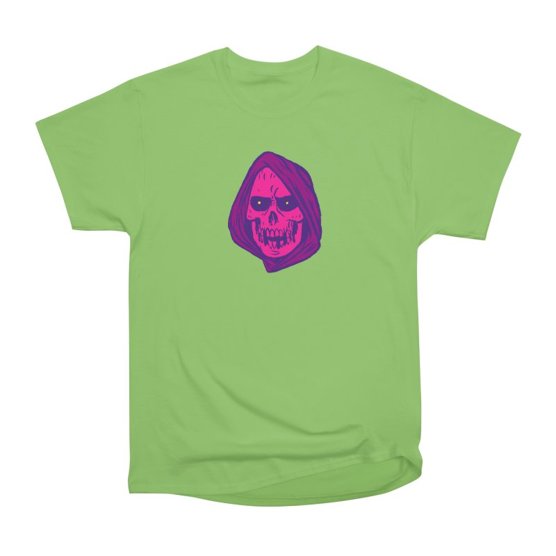 Skull Men's Heavyweight T-Shirt by JB Roe Artist Shop