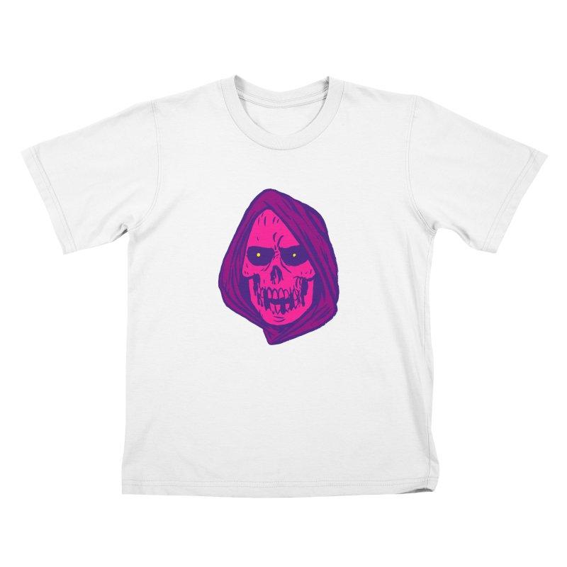 Skull Kids T-Shirt by JB Roe Artist Shop
