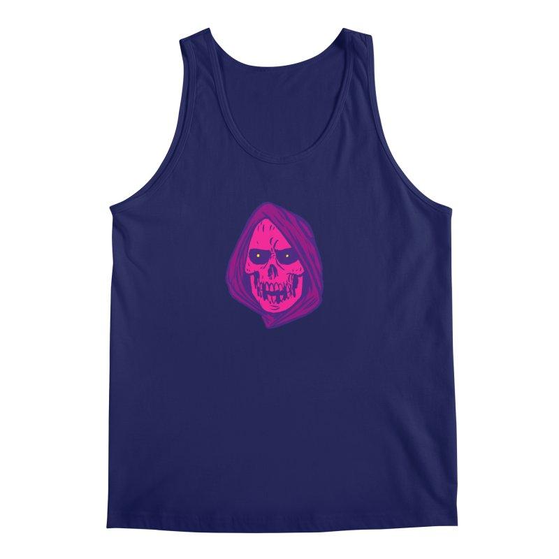 Skull Men's Regular Tank by JB Roe Artist Shop