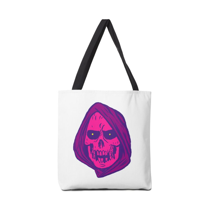 Skull Accessories Bag by JB Roe Artist Shop