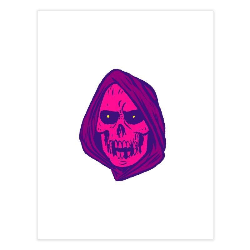 Skull Home Fine Art Print by JB Roe Artist Shop
