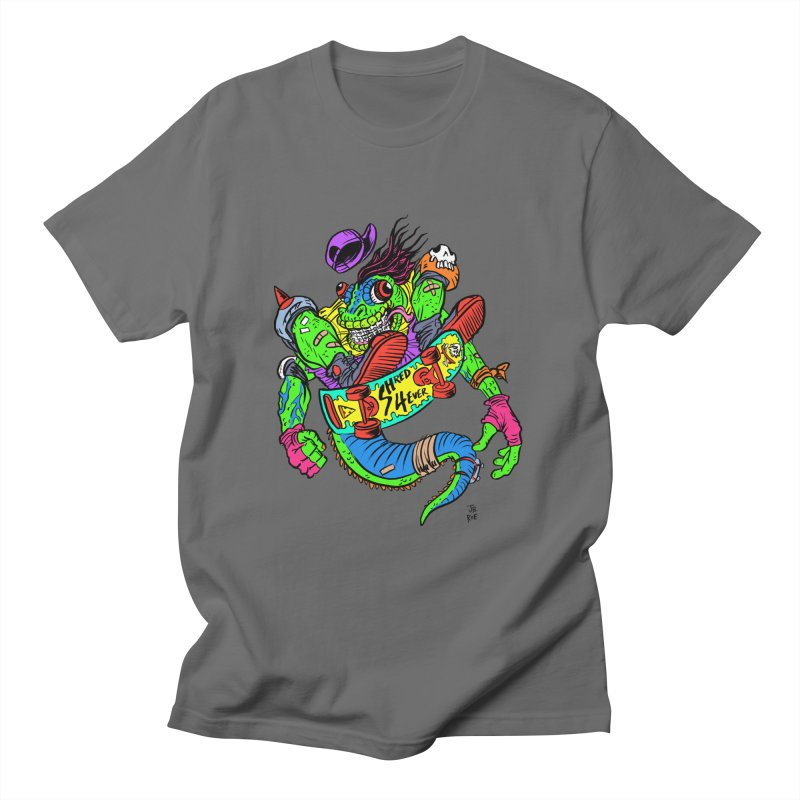 M Gecko Men's T-Shirt by JB Roe Artist Shop