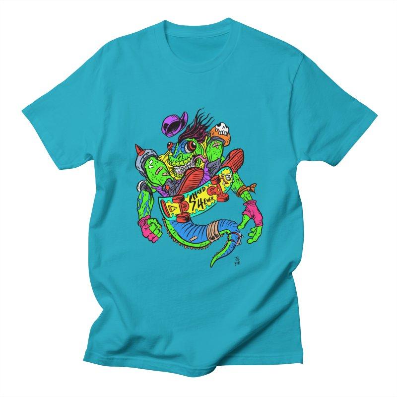 M Gecko Women's Regular Unisex T-Shirt by JB Roe Artist Shop