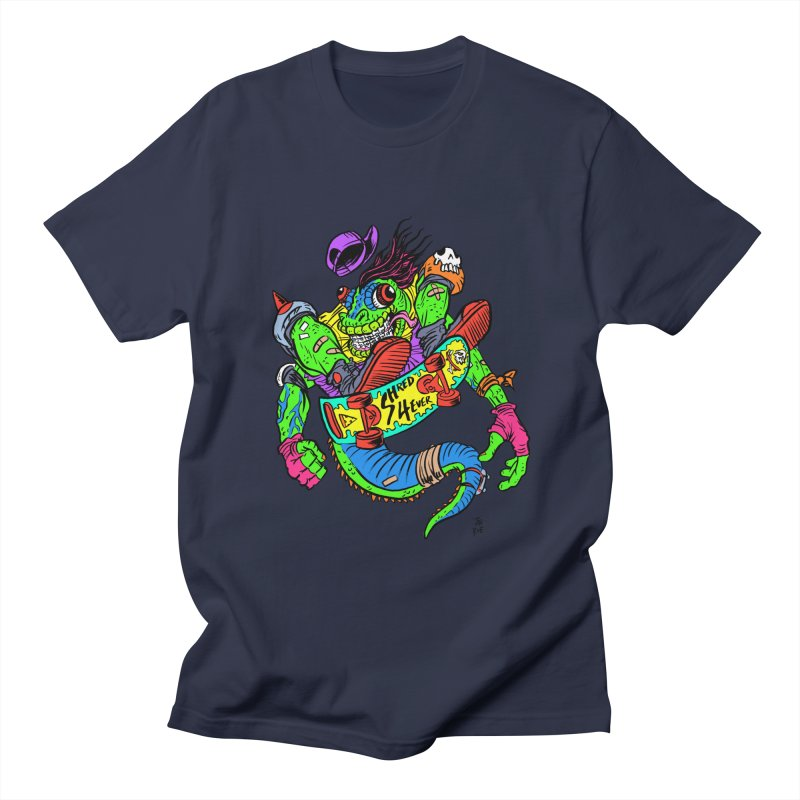 M Gecko Women's Regular Unisex T-Shirt by JB Roe Artist Shop