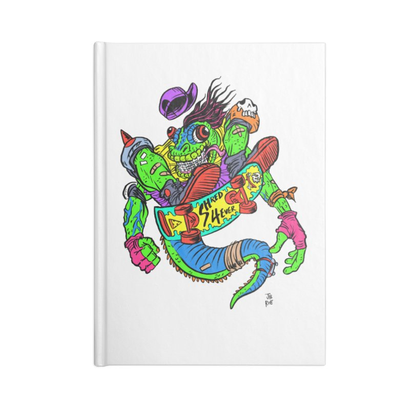M Gecko Accessories Lined Journal Notebook by JB Roe Artist Shop