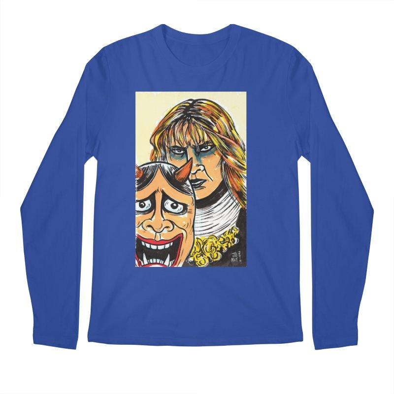 The Dangerous Queen Men's Regular Longsleeve T-Shirt by JB Roe Artist Shop