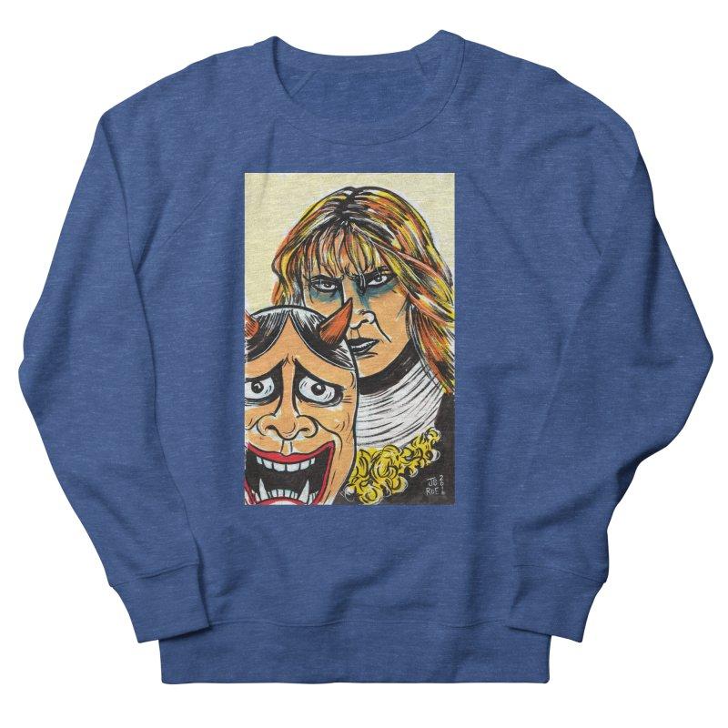 The Dangerous Queen Women's French Terry Sweatshirt by JB Roe Artist Shop