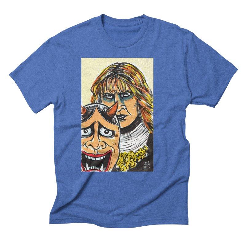 The Dangerous Queen Men's T-Shirt by JB Roe Artist Shop