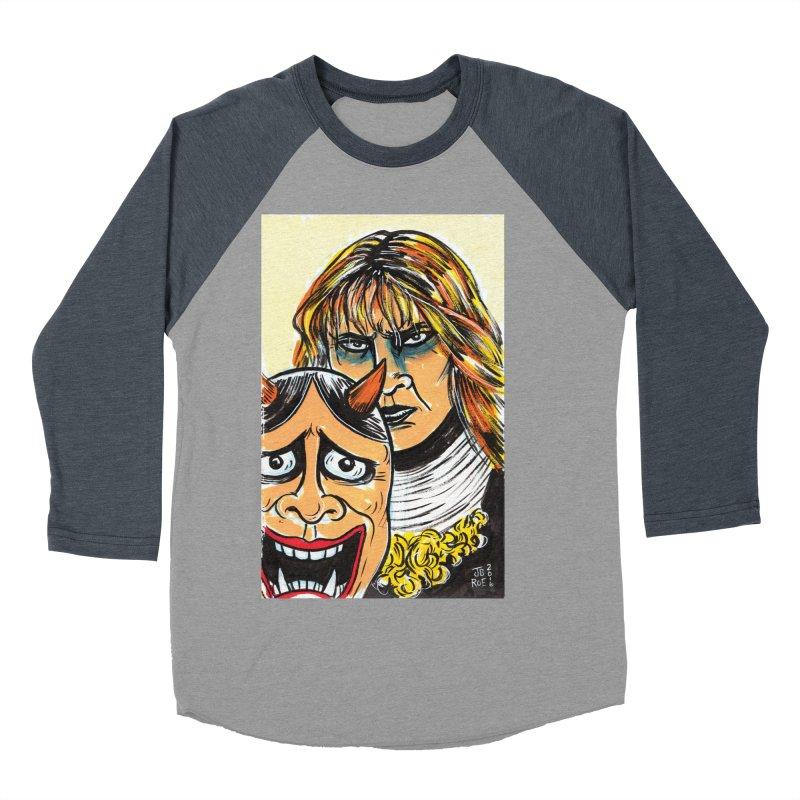 The Dangerous Queen Men's Baseball Triblend Longsleeve T-Shirt by JB Roe Artist Shop