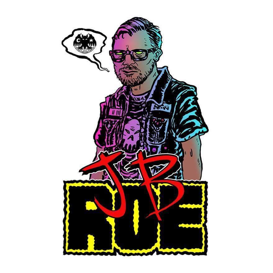 JB Roe Artist Shop Logo