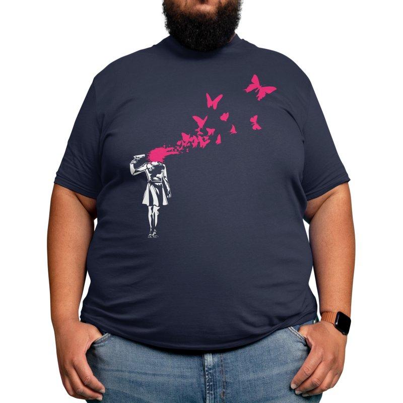 Flowers in The Attic Men's T-Shirt by jbyron's Artist Shop