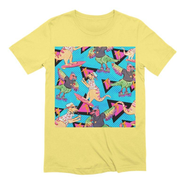 Dinobros Men's Extra Soft T-Shirt by Jen Chan's Shop