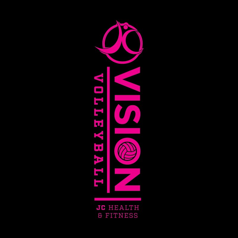 Vision Volleyball Accessories Notebook by JC Heath and Fitness