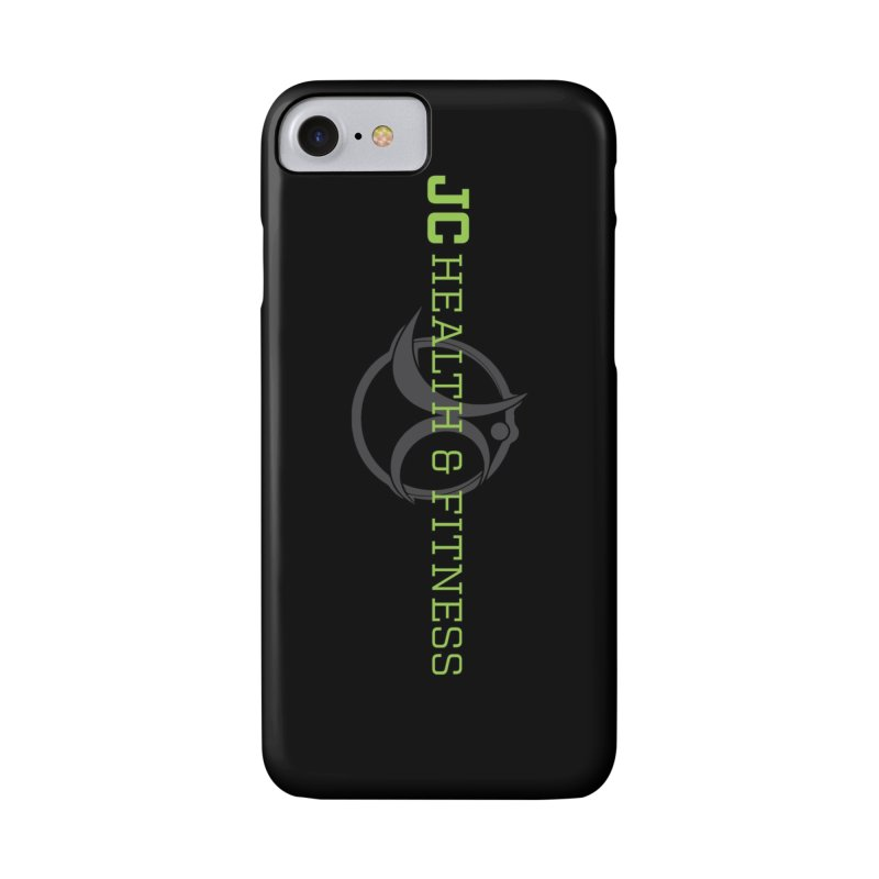 JC logo Accessories Phone Case by JC Heath and Fitness