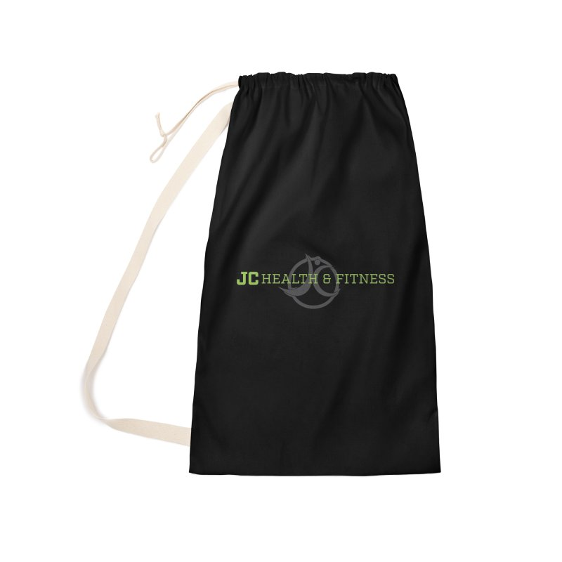 JC logo Accessories Laundry Bag Bag by JC Heath and Fitness