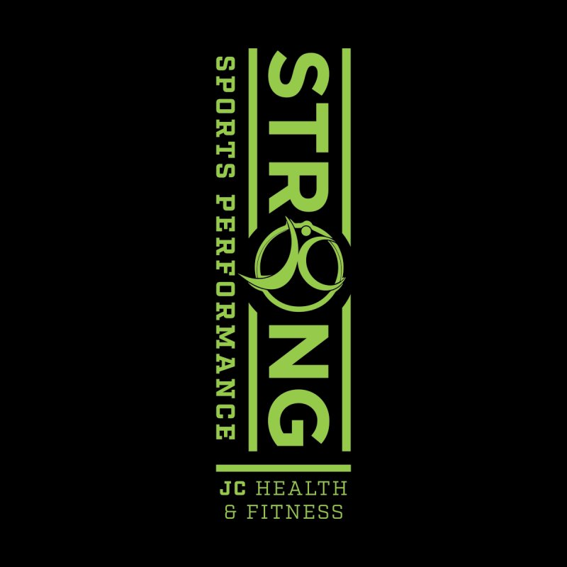 JC Strong Men's T-Shirt by JC Heath and Fitness