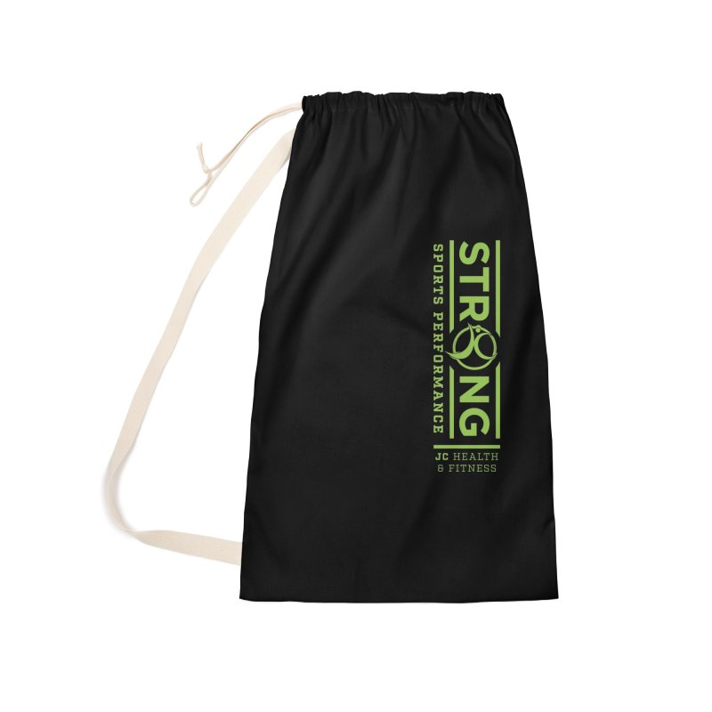 JC Strong Accessories Laundry Bag Bag by JC Heath and Fitness