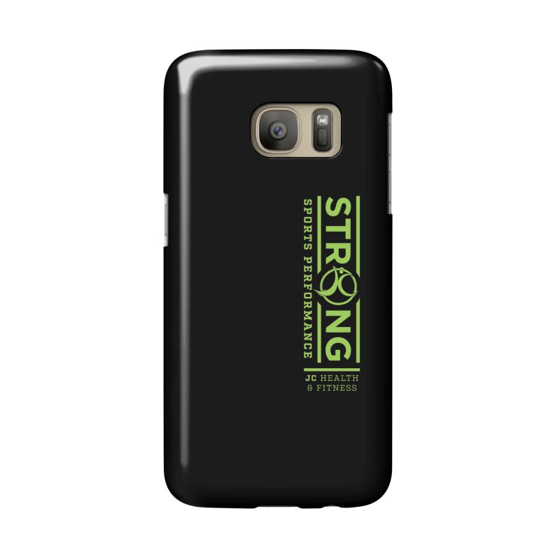 JC Strong Accessories Phone Case by JC Heath and Fitness