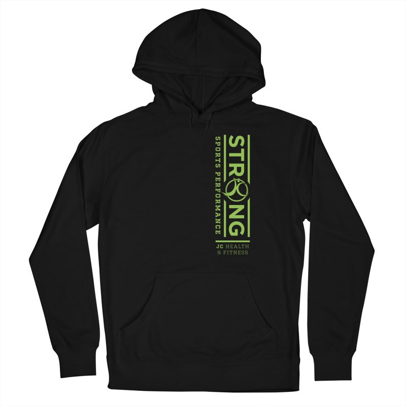 JC Strong Men's Pullover Hoody by JC Heath and Fitness