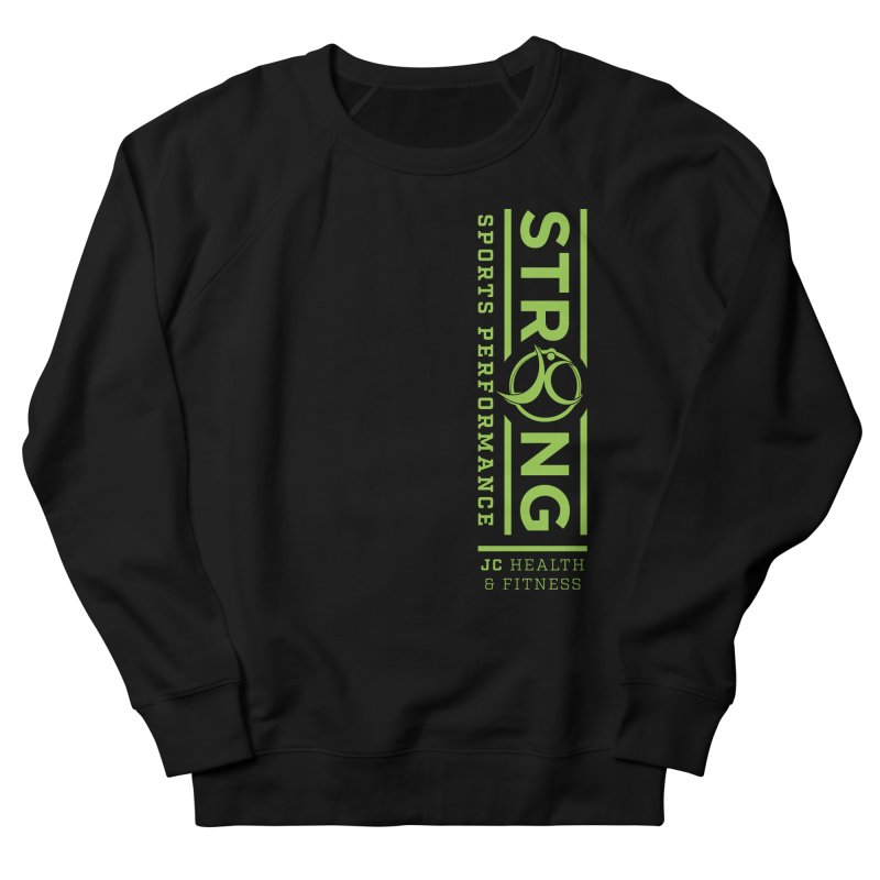 JC Strong Men's Sweatshirt by JC Heath and Fitness