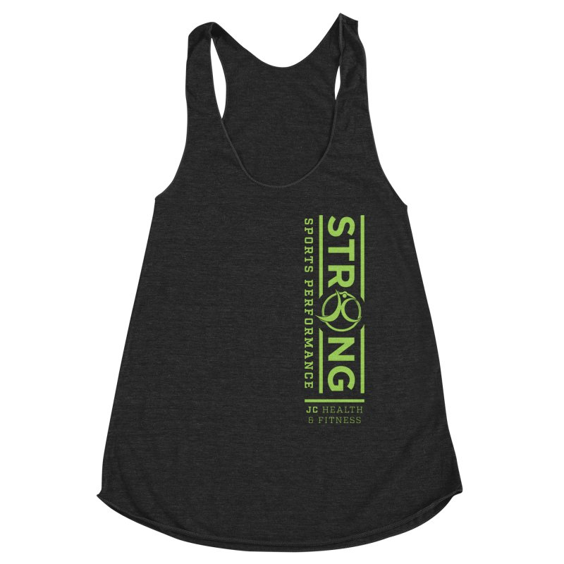 JC Strong Women's Tank by JC Heath and Fitness