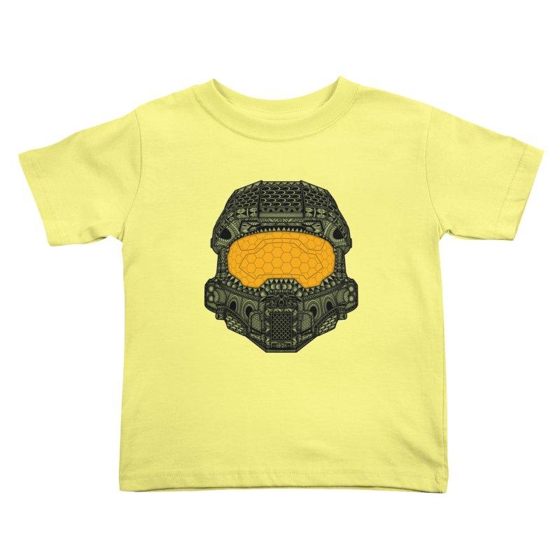 The Chief. Kids Toddler T-Shirt by JCMaziu shop