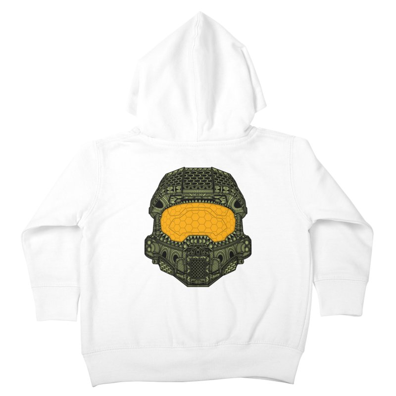 The Chief. Kids Toddler Zip-Up Hoody by JCMaziu shop