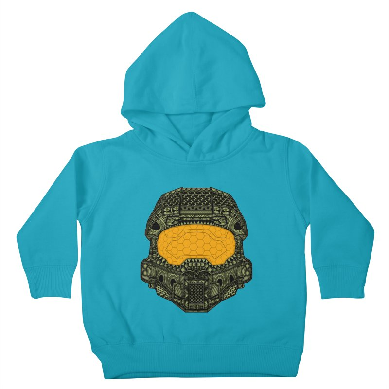 The Chief. Kids Toddler Pullover Hoody by JCMaziu shop