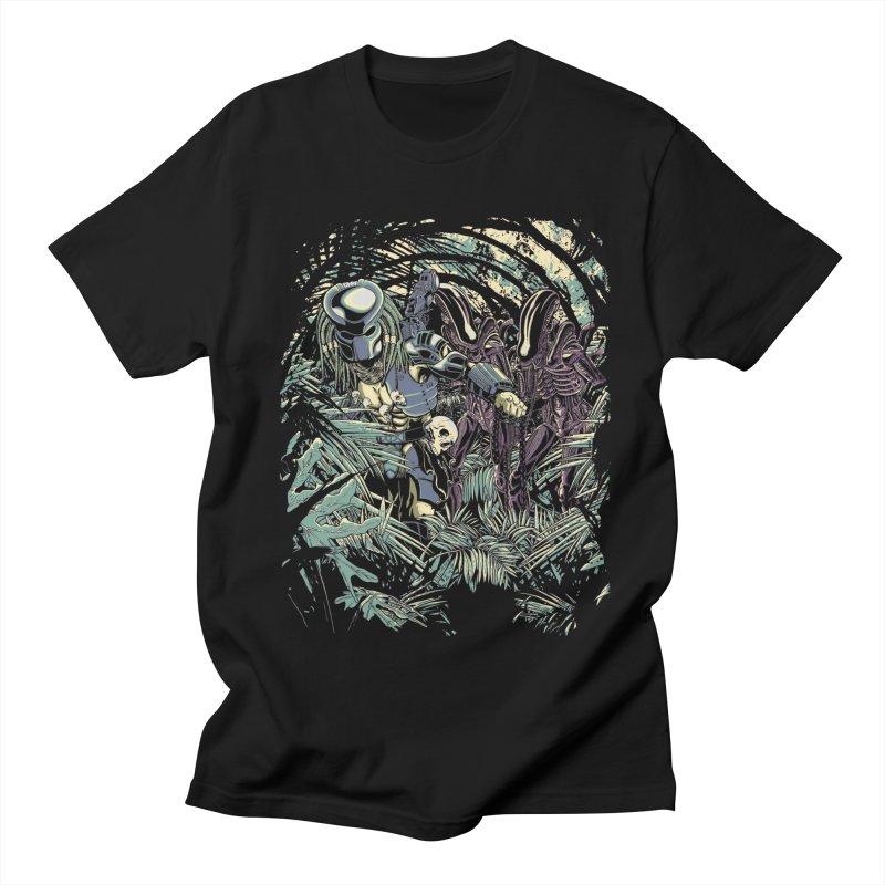 Welcome to the jungle. Men's T-shirt by JCMaziu shop