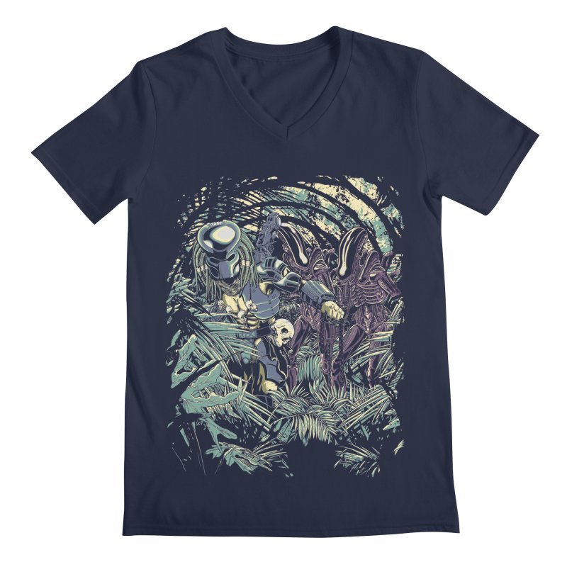 Welcome to the jungle. Men's V-Neck by JCMaziu shop