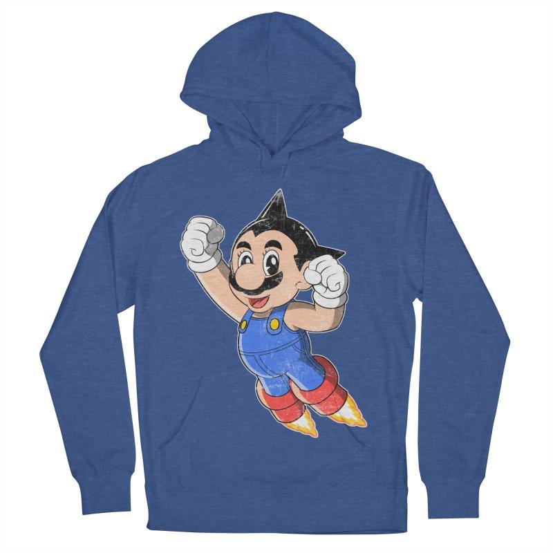 Astroplumber Men's Pullover Hoody by JCMaziu shop