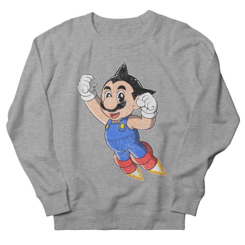 Astroplumber Men's Sweatshirt by JCMaziu shop