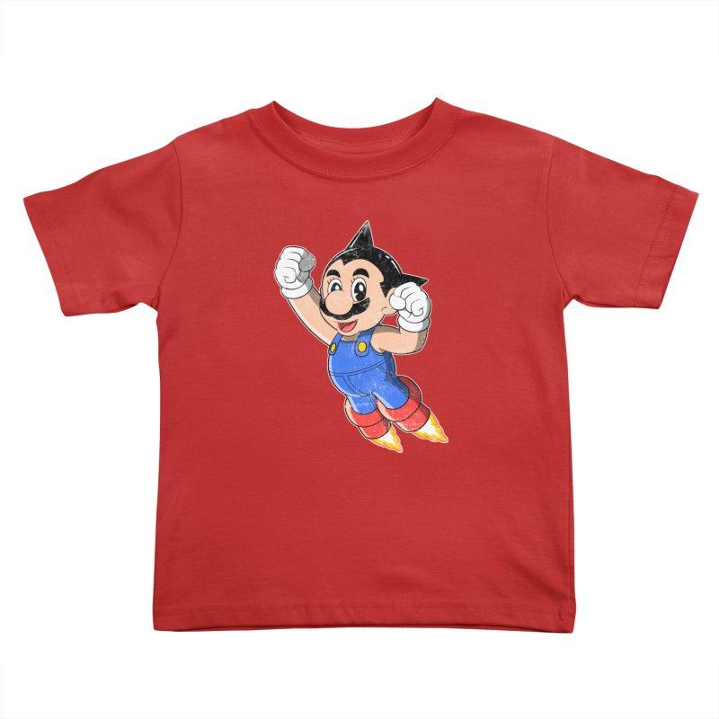 Astroplumber Kids Toddler T-Shirt by JCMaziu shop