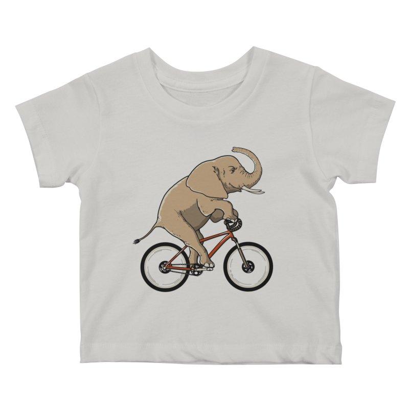 Supersized. Kids Baby T-Shirt by JCMaziu shop
