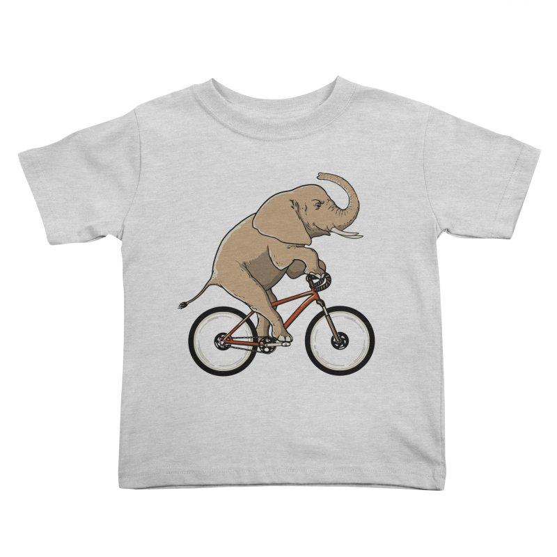 Supersized. Kids Toddler T-Shirt by JCMaziu shop