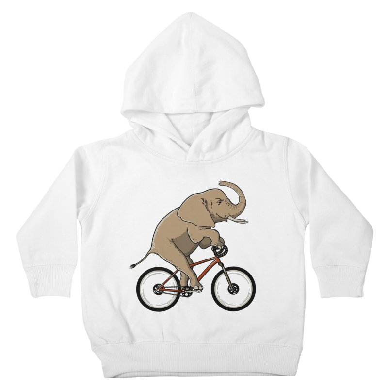 Supersized. Kids Toddler Pullover Hoody by JCMaziu shop