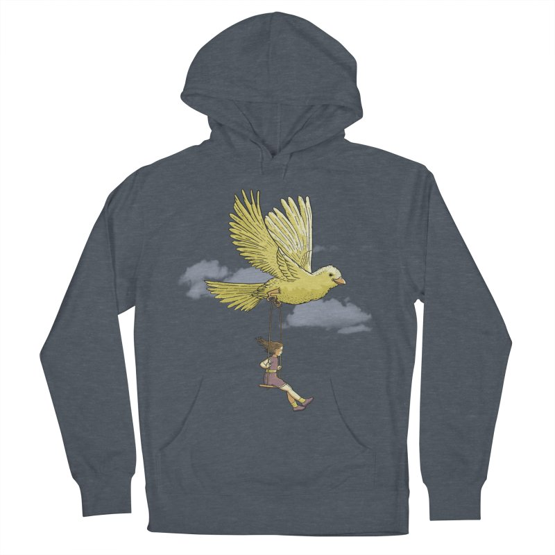 Higher, up to the sky! Men's Pullover Hoody by JCMaziu shop