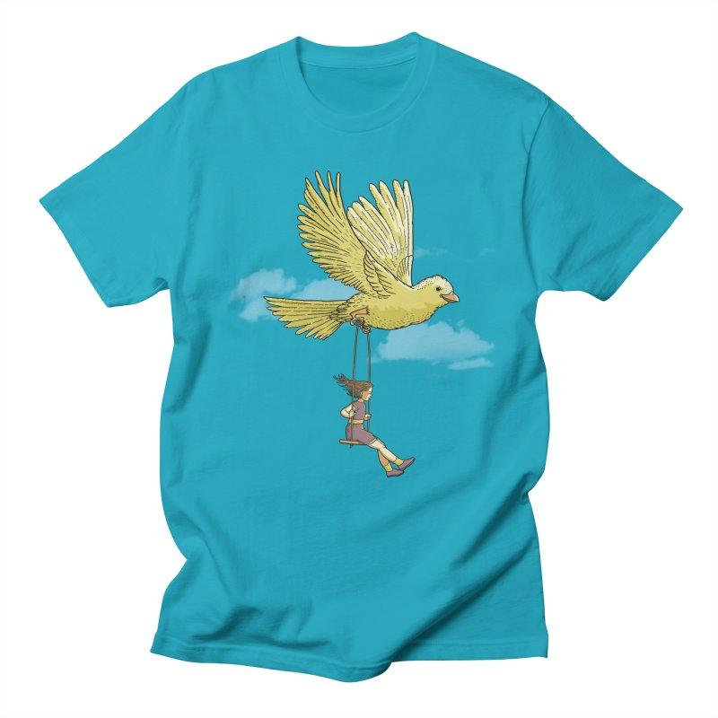 Higher, up to the sky! Men's T-shirt by JCMaziu shop