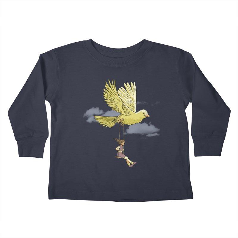 Higher, up to the sky! Kids Toddler Longsleeve T-Shirt by JCMaziu shop