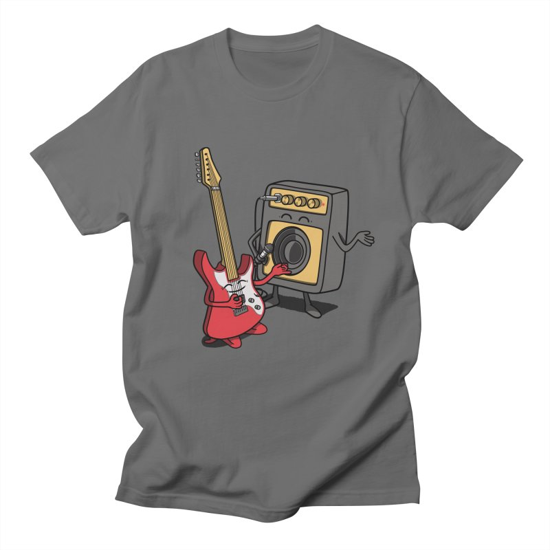 Rock stars. Men's T-shirt by JCMaziu shop