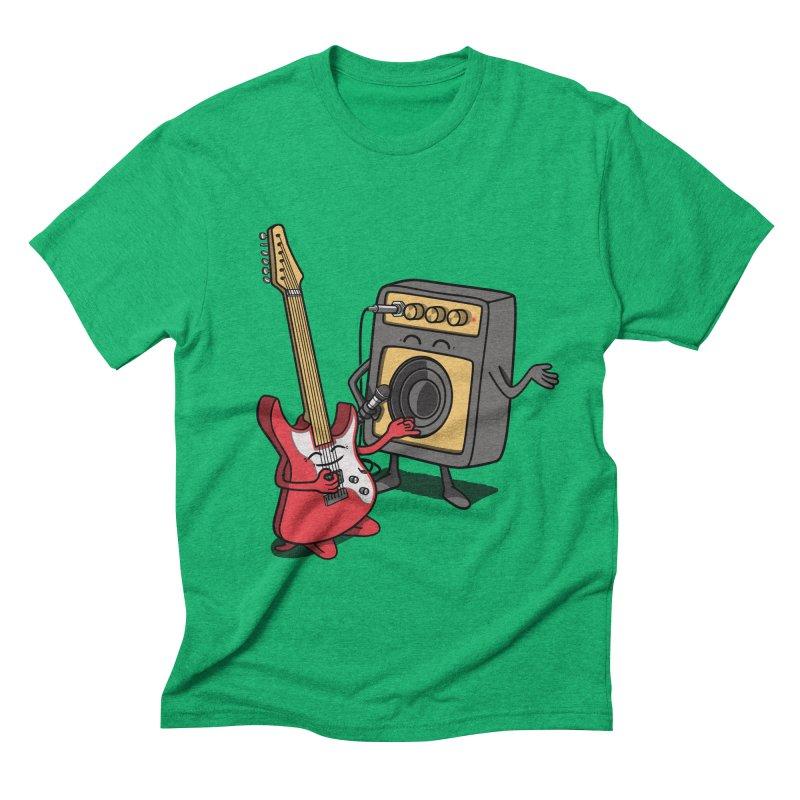Rock stars. Men's Triblend T-shirt by JCMaziu shop