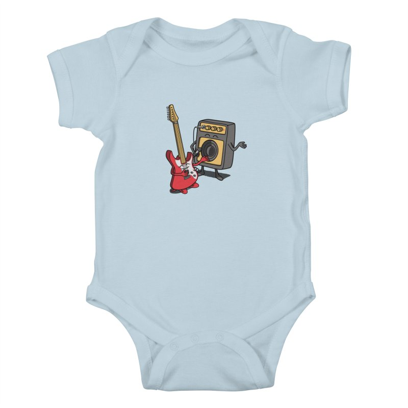 Rock stars. Kids Baby Bodysuit by JCMaziu shop