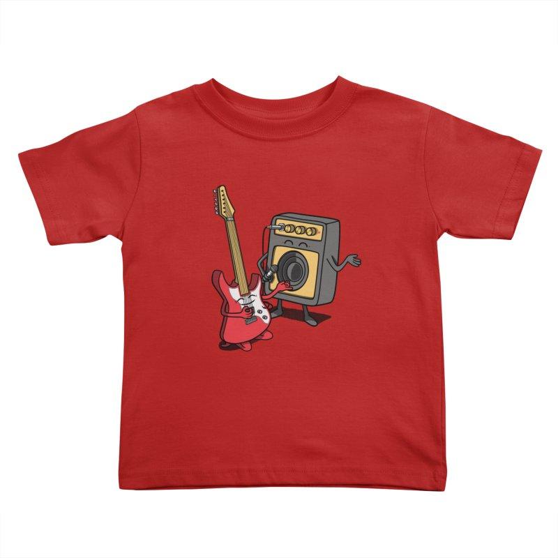 Rock stars. Kids Toddler T-Shirt by JCMaziu shop