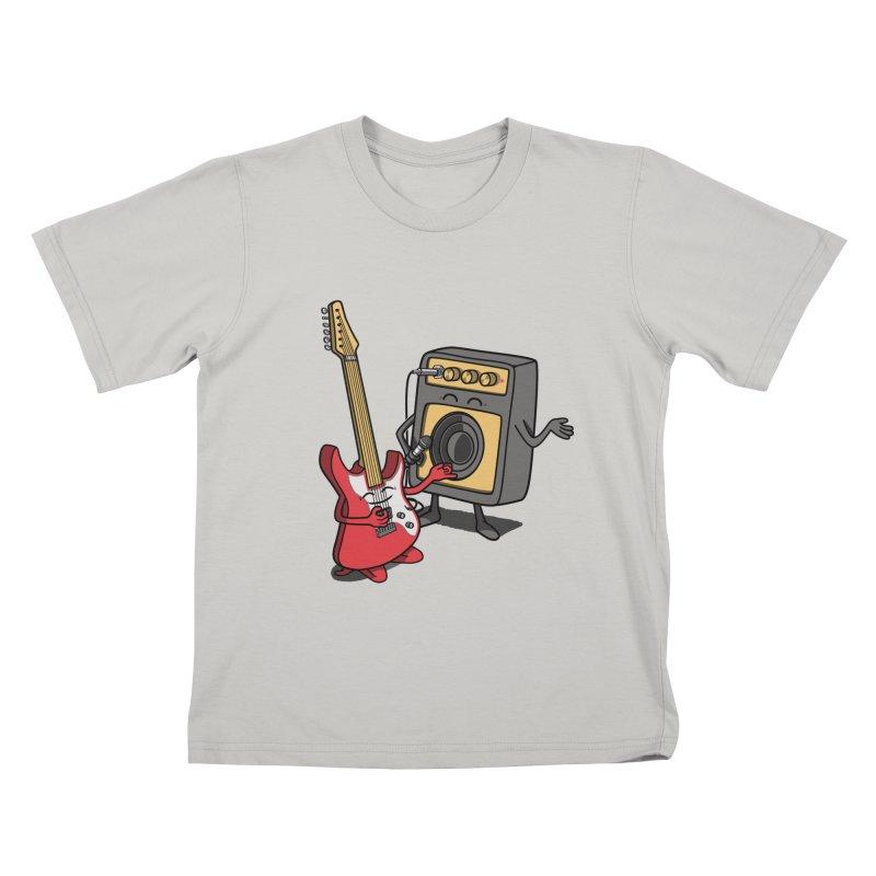 Rock stars. Kids T-shirt by JCMaziu shop